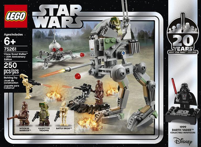 LEGO Star Wars  Bipode de surveillance clone – Édition 2 75261
