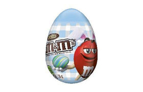 M&Ms Egg 26G - Items sold individually, characters may vary