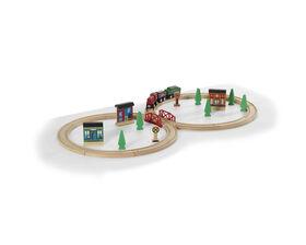 Imaginarium Express - Figure 8 Train Set