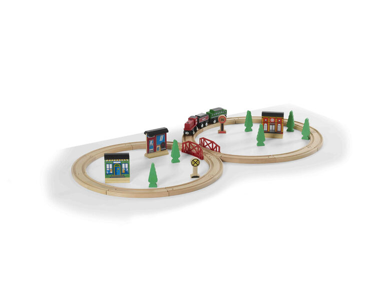 Imaginarium Express - Figure 8 Train Set