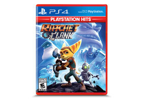 Play Station 4 - Ratchet And Clank PS Hits