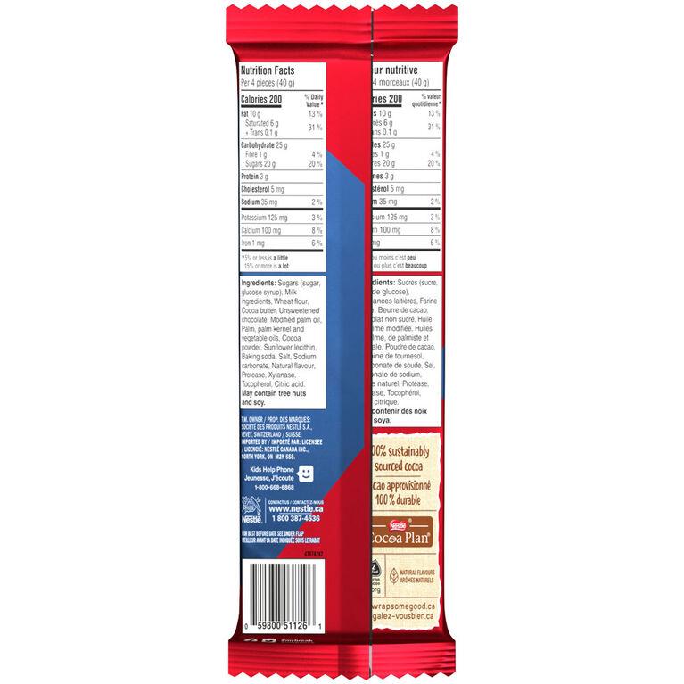 Kit Kat Tab Miettesdebiscuits 15X120G - sélectionné au hasard et pourrait être différent de modèle montré
