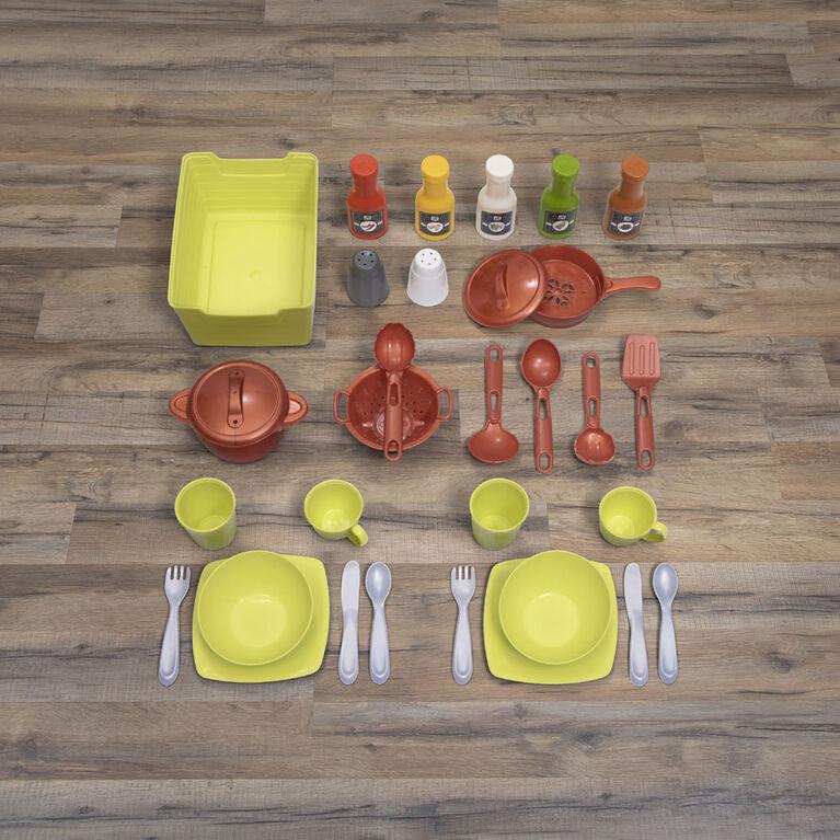 Cuisine de ferme moderne - Step2 - R Exclusif