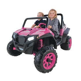 Peg Perego - Polaris RZR 900 - Pink