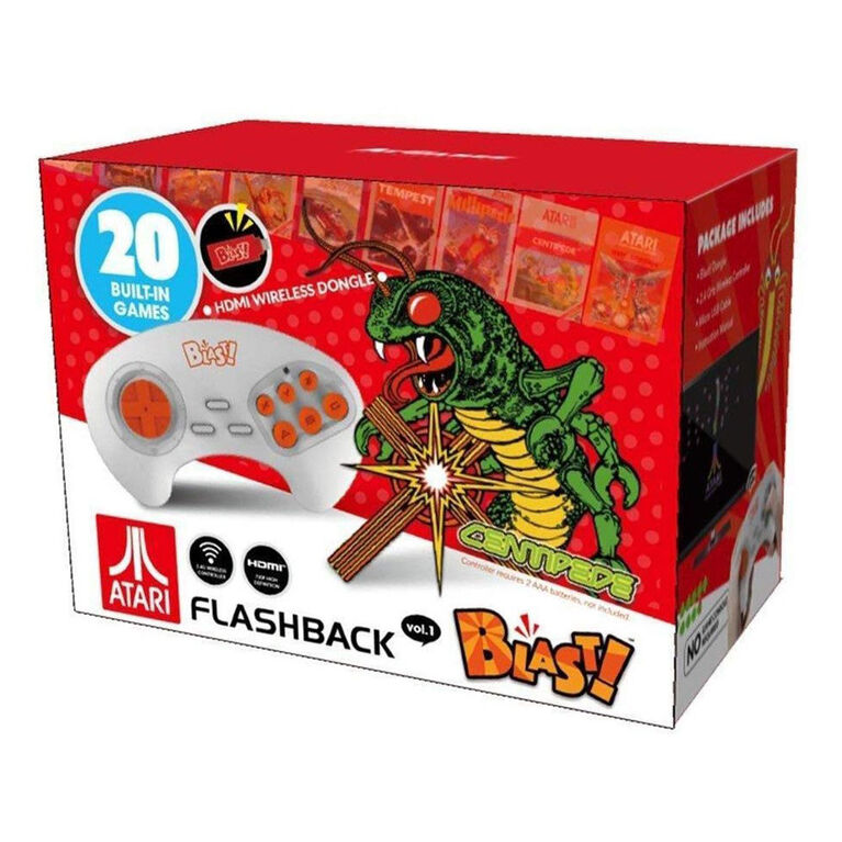 AtGames Atari Flashback Volume 1! HDMI Dongle