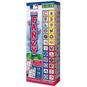 MLB Fanzy Jeu De Dés De Vitesse - Édition anglaise