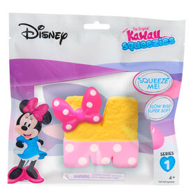Disney Squeezies-Minnie-By Enzo Kawaii-Minnie Rice Krispy Treat