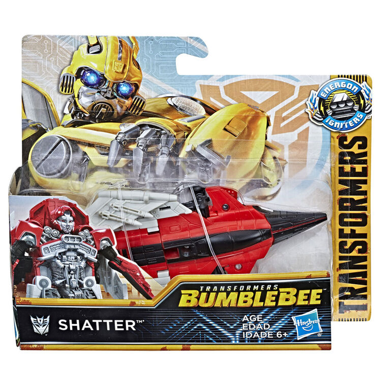Transformers: Bumblebee - Energon Igniters Power Series Shatter