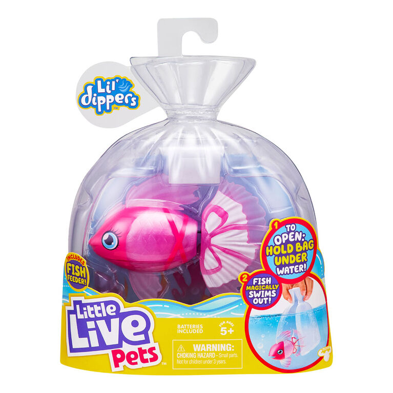 Little Live Pets Lil' Dippers Single Pack - Bellariva