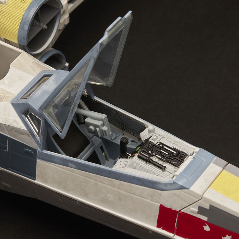 Star Wars The Vintage Collection Episode IV A New Hope Luke Skywalkers X-Wing Starfighter Vehicle
