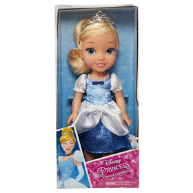 Disney - Basic Toddler Doll - Cinderella