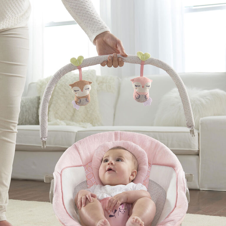Ingenuity Cradling Bouncer - Audrey