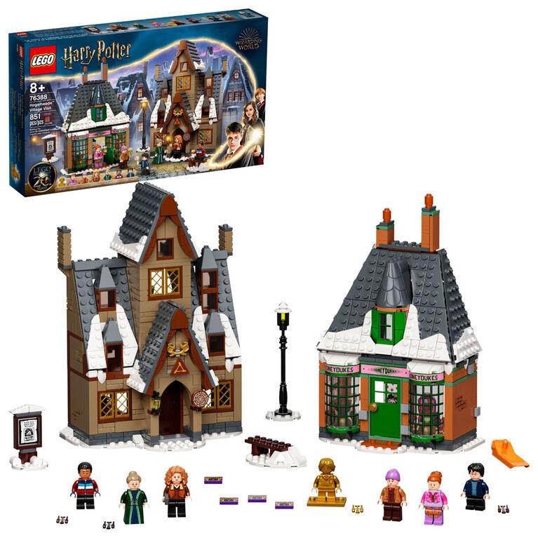 LEGO Harry Potter La visite du village de Pré-au-Lard 76388