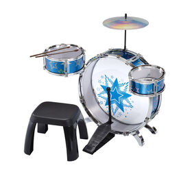 Imaginarium Preschool - My First Drum Set - Blue