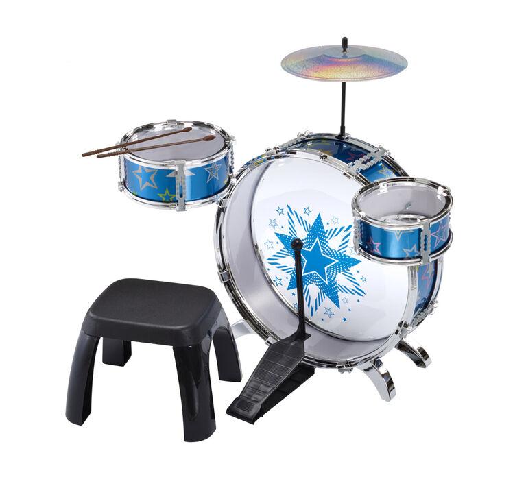 Imaginarium Preschool - My First Drum Set - Blue