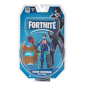 Fortnite Solo Mode Figure, Dark Bomber