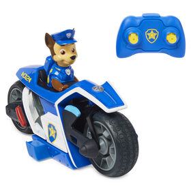 PAW Patrol, Chase RC Movie Motorcycle, Remote Control Car