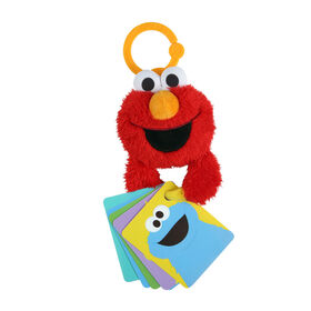 Peluche d'activités Elmo