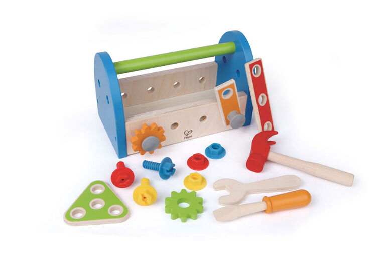 Hape Fix-It Tool Box - English Edition