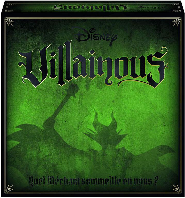 Ravensburger Disney Villainous - French Only