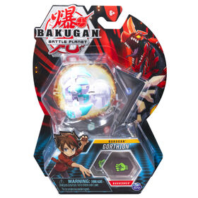 Bakugan, Gorthion, 2-inch Tall Collectible Action Figure and Trading Card