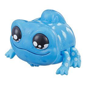 Echo Gecko de Yellies!, jouet de lézard de compagnie activé par la voix.