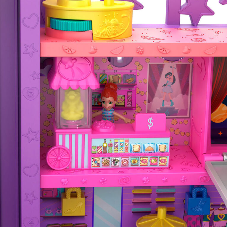 Pollyville Mega Mall