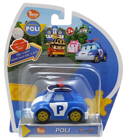 Robocar Poli - Poli Diecast Vehicle