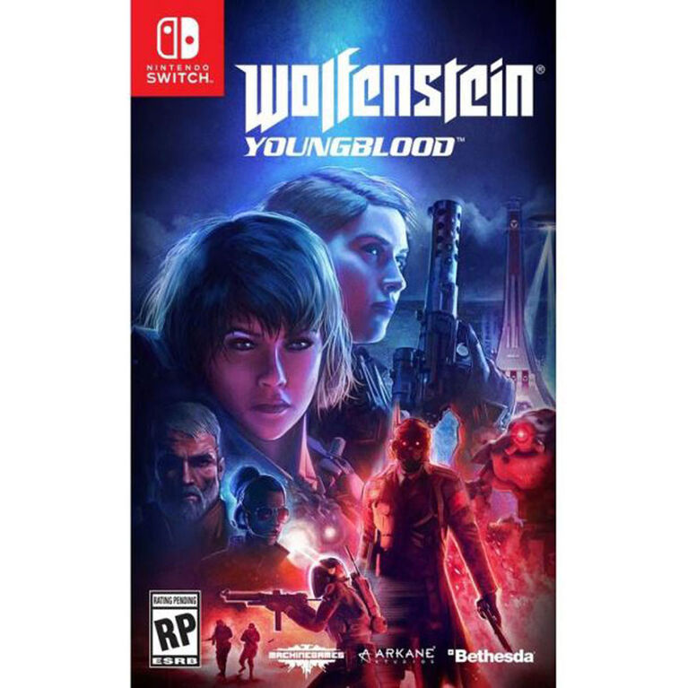 Nintendo Switch Wolfenstein Youngblood