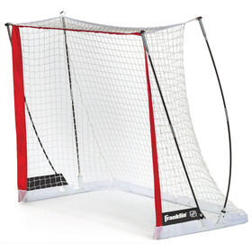 Cage de gardien de but de hockey en fibre technologique Franklin Sports NH