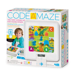4M Imagine Station Code A Maze
