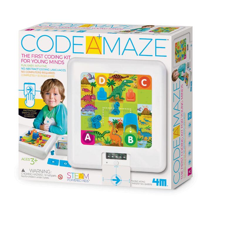 4M Imagine Station Code A Maze