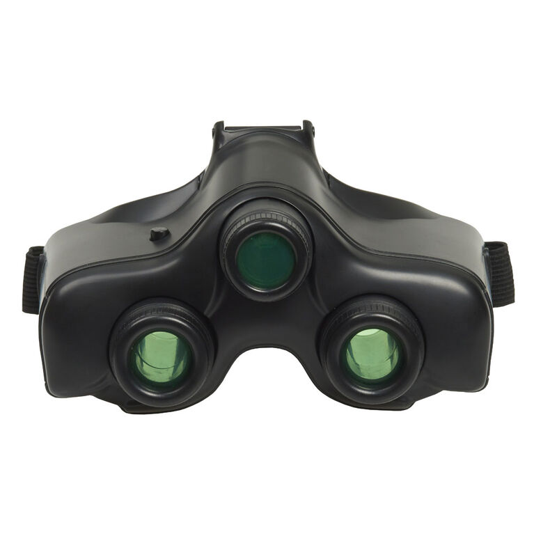 Sam Fisher's Ultra High-Frequency Sonar Goggles