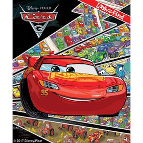 Look and Find Cars 3
