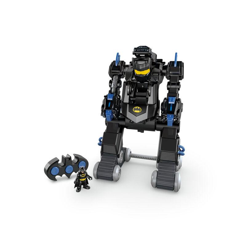 Imaginext RC Transforming Batbot - English Edition
