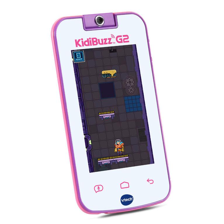 VTech KidiBuzz G2 - Pink - English Edition