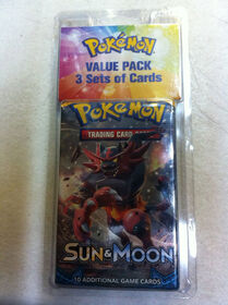 Pokémon 3-Pack Clamshell