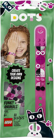 LEGO DOTs Funky Animals Bracelet 41901