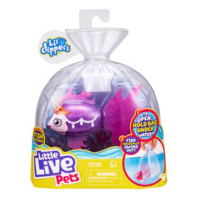 Little Live Pets Lil' Dippers Single Pack - Seaqueen