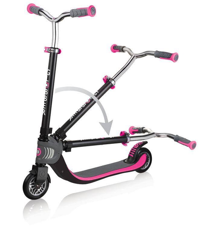 Flow 125 Scooter Pliable - Rose/Gris