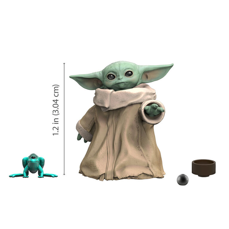 Star Wars The Black Series The Child Toy 1.1-Inch The Mandalorian Action Figure