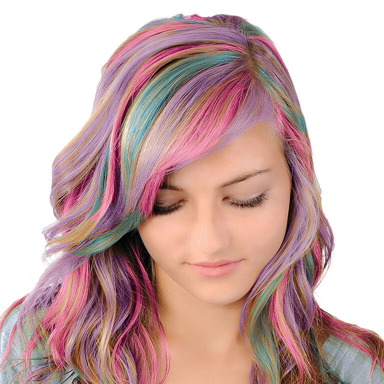 Fashion Angels - Spray-On Temporary Hair Color Set