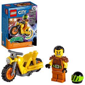 LEGO City Stuntz Demolition Stunt Bike 60297