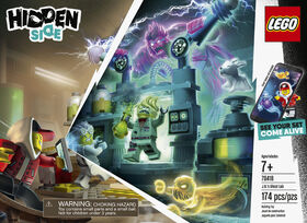 LEGO Hidden Side JB's Ghost Lab 70418