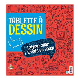 Fais-moi un dessin tablette French Only