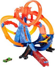 Hot Wheels Volcano Escape Playset