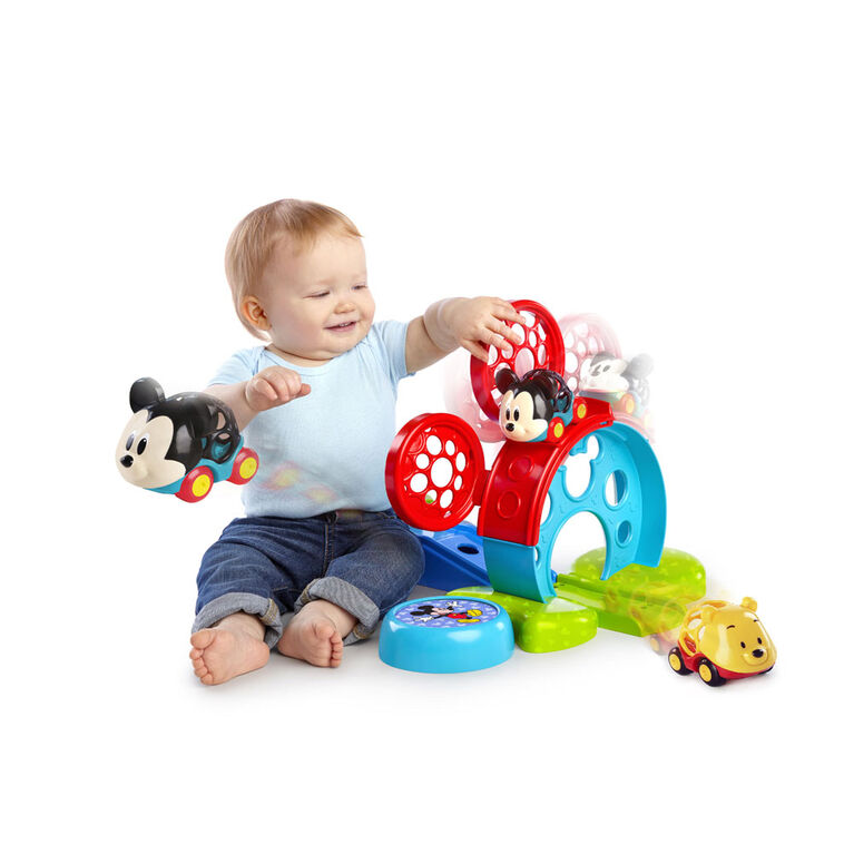 Disney BabyMC MICKEY MOUSE Bounce Around Playset