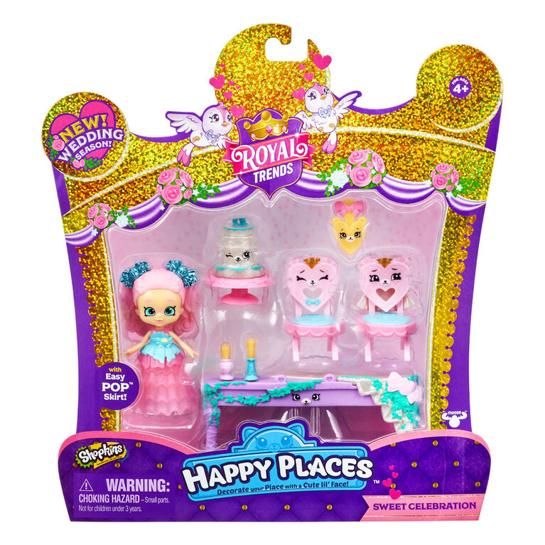 Happy Places - Scene - Sweet Celebration