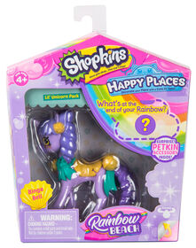 Shopkins Happy Places Ringa Bell Lil' Unicorn Pack