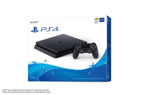 Play Station 4 1TB  Slim Core
